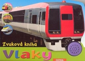 Zvuková kniha - vlaky