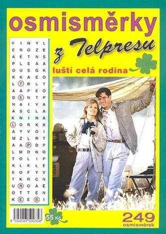 Osmisměrky z Telpresu luští celá rodina 2/2007