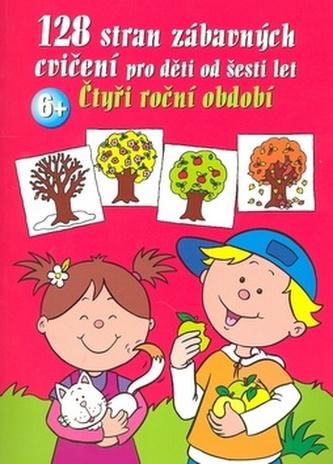 128 stran zábavných cvičení pro děti od 6 let