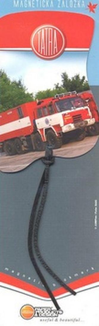 Magnetická záložka Tatra 1 - MZ 043