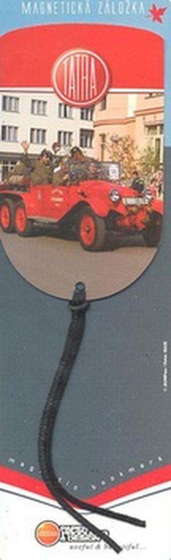 Magnetická záložka Tatra 2 - MZ 044