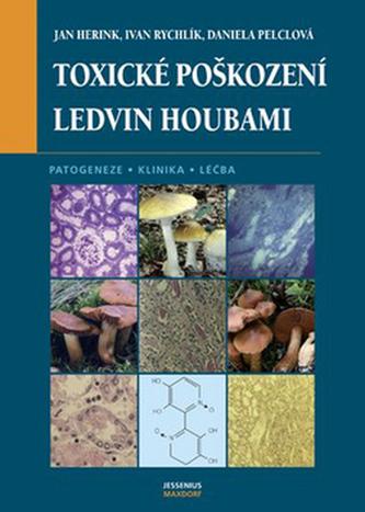 Toxické poškození ledvin houbami