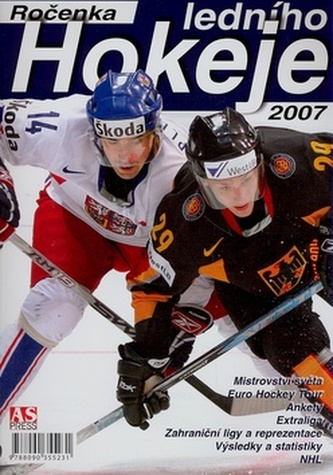 Ročenka ledního hokeje 2007