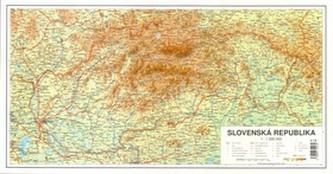 Slovenská republika 1 : 1 000 000