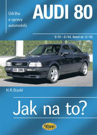 Audi 80 a Avant 9/91