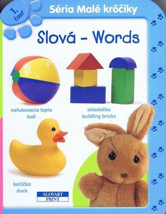 Slová - Words 1 - leporelo
