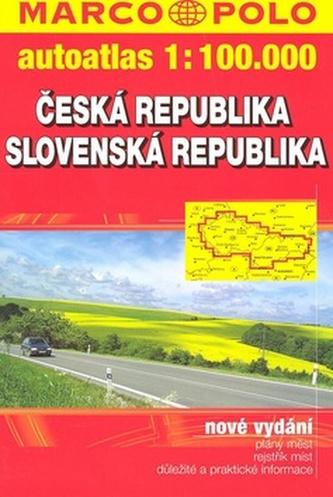 Česká republika Slovenská republika 1:100 000