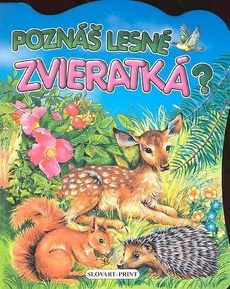 Poznáš lesné zvieratká?