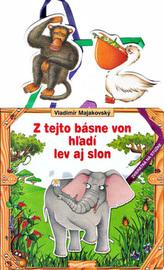 Z tejto knižky von hľadí lev i slon