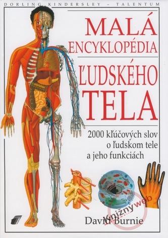 Malá encyklopédia ľudského tela - 3.vydanie