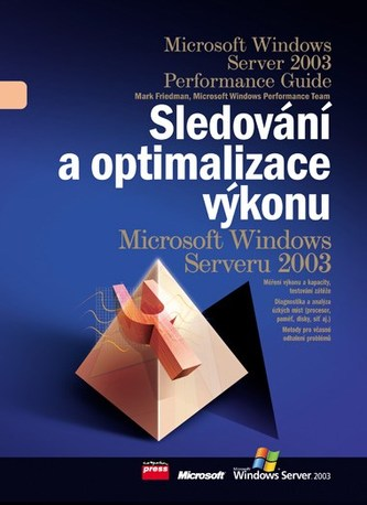 Sledování a optimalizace výkonu MS Windows