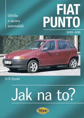 Fiat Punto 10/93 - 8/99 - Hans-Rüdiger Etzold