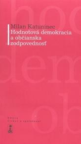 Hodnotová demokracia a občianska zodpovednosť