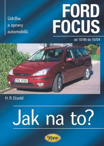 Ford Focus 10/98 - 10/04 - Hans-Rüdiger Etzold