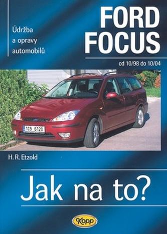 Ford Focus 10/98 - 10/04
