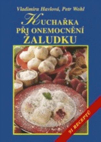 Kuchařka při onemocnění žaludku 2.vydanie