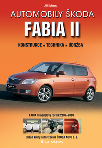 Automobily Škoda Fabia II. - Jiří Schwarz