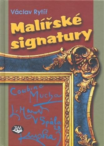 Malířské signatury