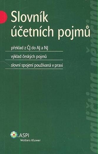 Slovník účetních pojmů