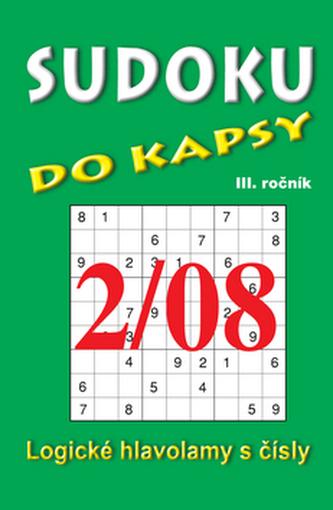 Sudoku do kapsy 2/08