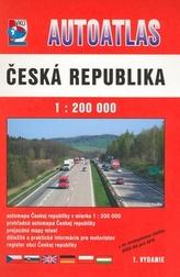 Autoatlas Česká republika