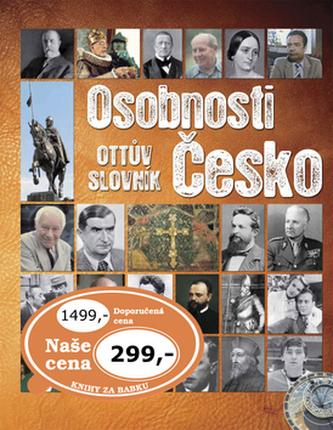 Osobnosti Česko Ottův slovník