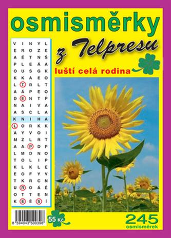 Osmisměrky z Telpresu luští celá rodina 1/2008