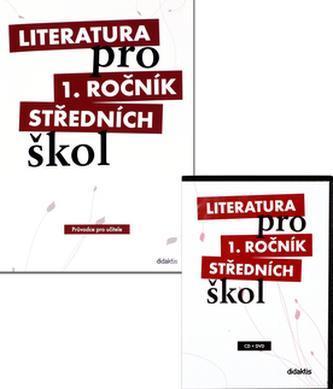 Literatura pro 1. ročník SŠ - set pro učitele - Renata Bláhová