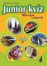 Junior kvíz 9-10 let - 960 otázek a odpovědí