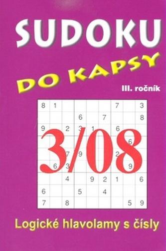 Sudoku do kapsy 3/08