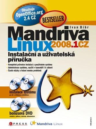 Mandriva Linux 2008.1 CZ