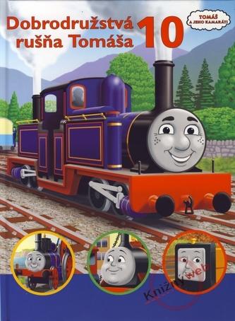 Dobrodružstvá rušňa Tomáša 10 - 2.vydanie