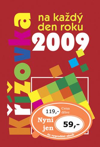 Křížovka na každý den roku 2009