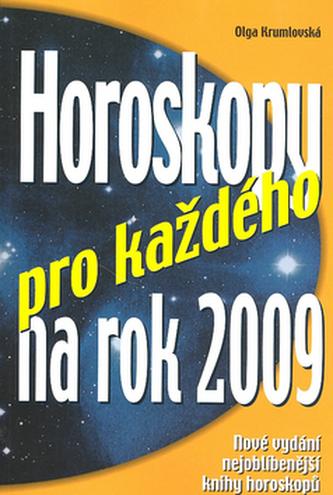 Horoskopy pro každého na rok 2009