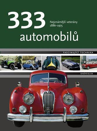 333 automobilů