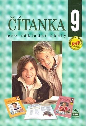 Čítanka 9 pro základní školy - Josef Soukal