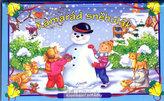 Kamarád sněhulák