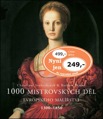 1000 mistrovských děl evropského malířství