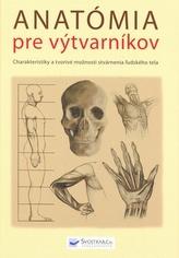 Anatómia pre výtvarníkov