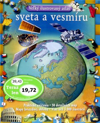 Vežký ilustrovaný atlas sveta
