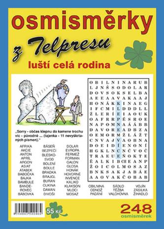 Osmisměrky z Telpresu luští celá rodina 2/2008