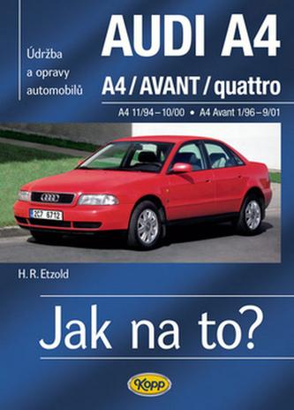 Audi A4, Avant, Quatro - Hans-Rüdiger Etzold