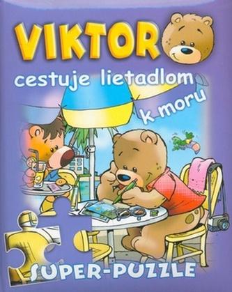 Viktor cestuje lietadlom k moru