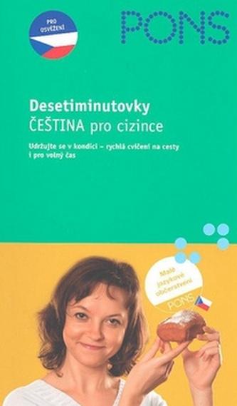 Desetiminutovky Čeština pro cizince