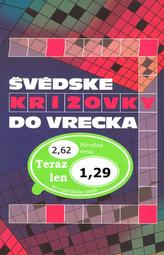 Švédske krížovky do vrecka