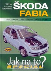 Škoda Fabia 11/99-3/07, Combi 11/00-12/07, Sedan 6/01-12/07