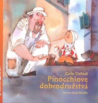 Pinocchiove dobrodružstvá