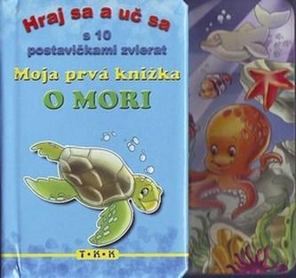 Moja prvá knižka o mori