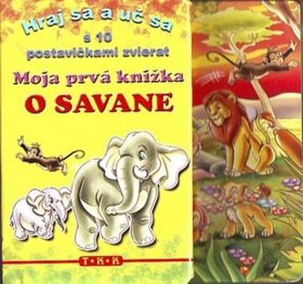 Moja prvá knižka o savane