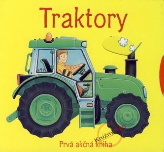 Traktory - Prvá akčná kniha
